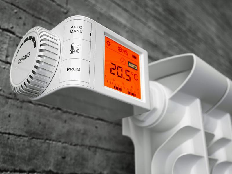 VORST Energiespartipps Temperatur senken